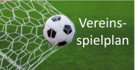 Vereinsspielplan Fußball